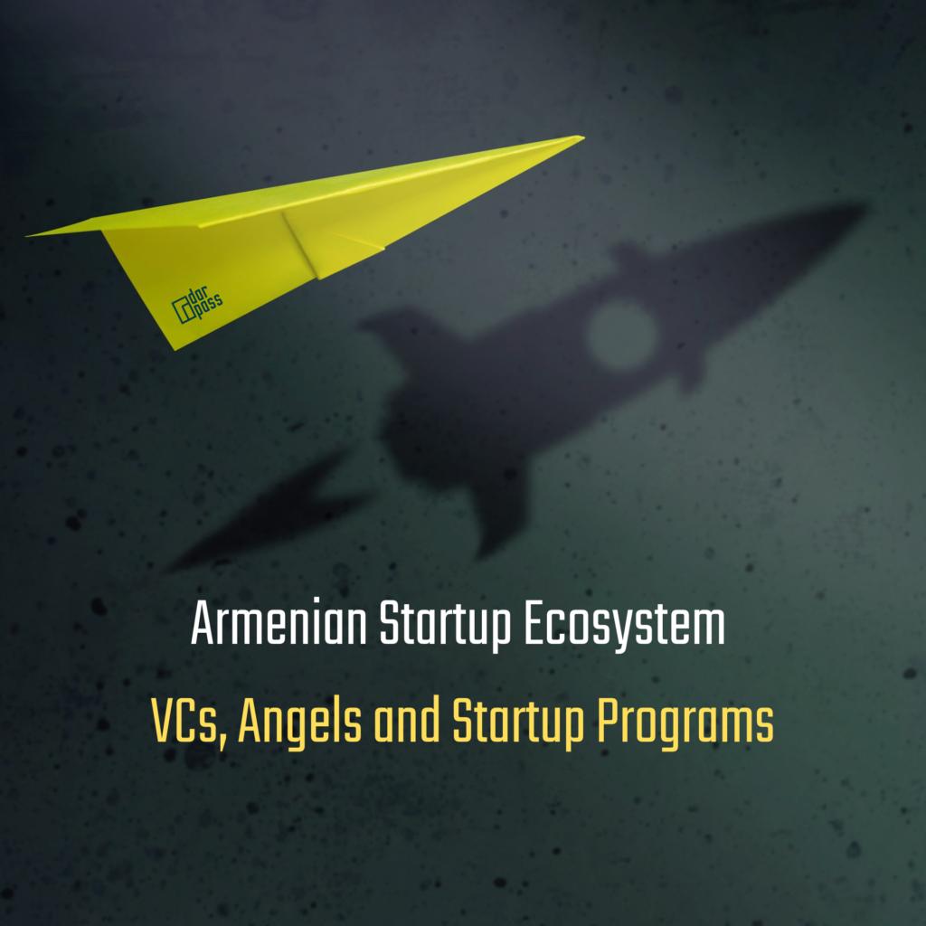 Startup ecosystem of Armenia