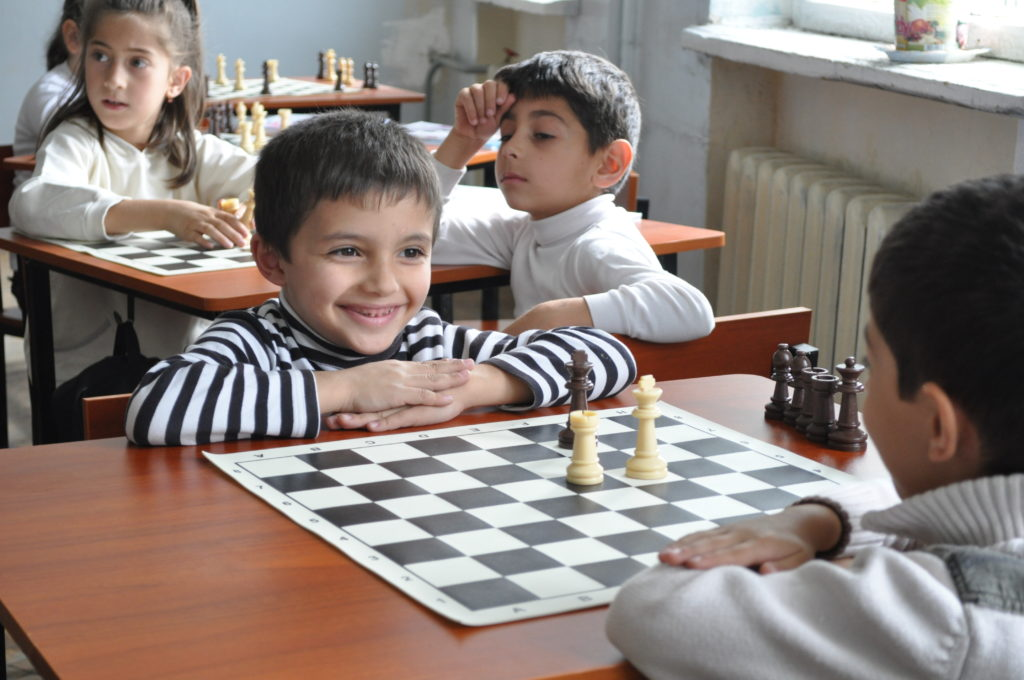 Chess is national sport in Armenia