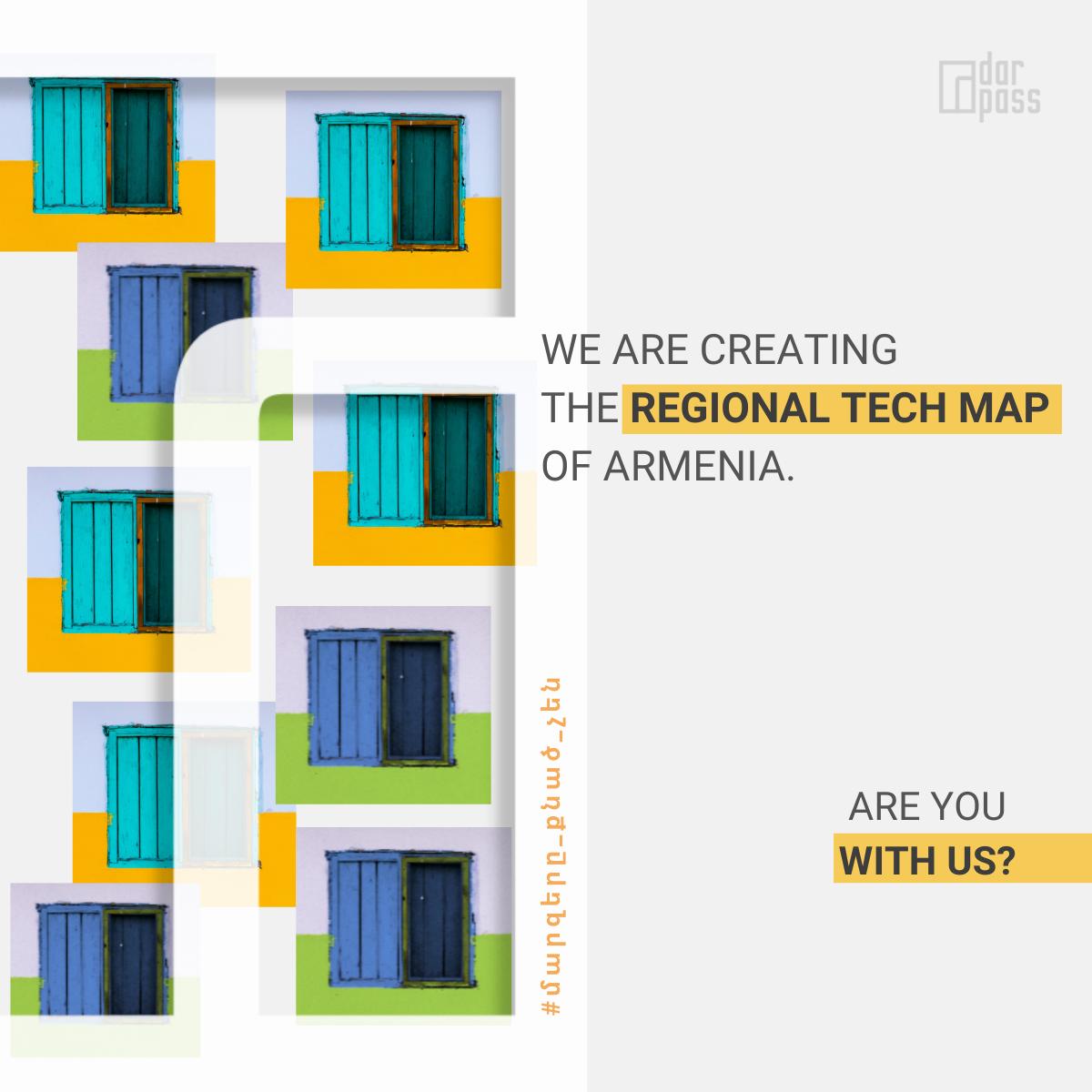 Tech map of Armenia_Darpass campaign