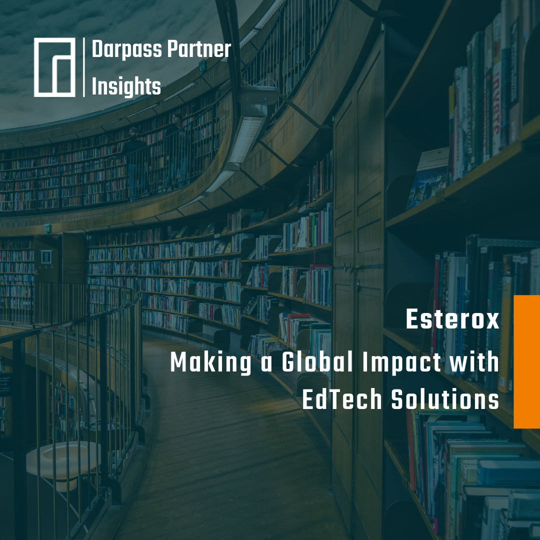 Esterox – Making a Global Impact with EdTech Solutions